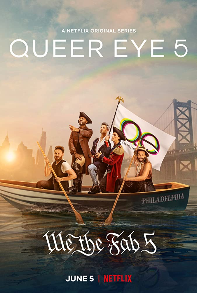 Watch Free HD Series Queer Eye Season 5