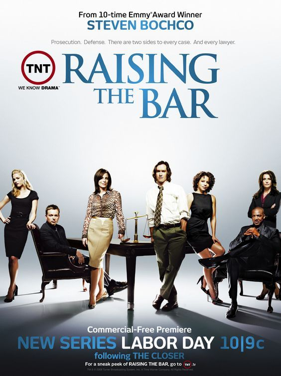 Watch Series Raising the Bar Season 2