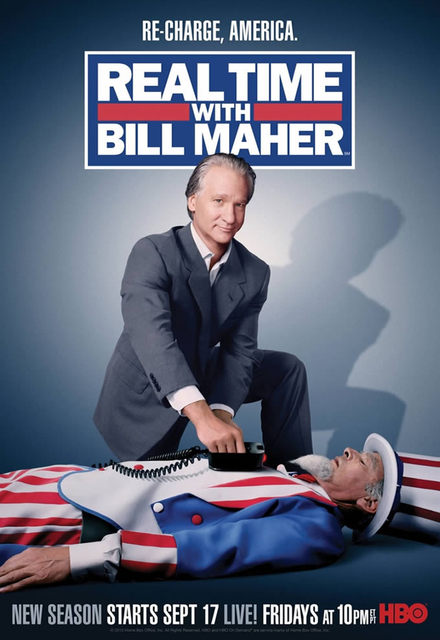 Real Time with Bill Maher Season 12 funtvshow