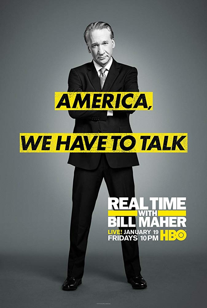 Watch Free HD Series Real Time with Bill Maher Season 18