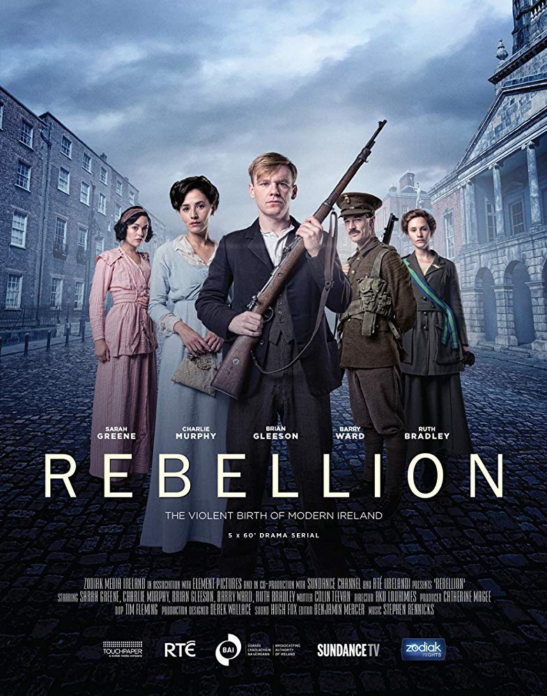 Rebellion Season 1 123Movies