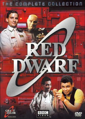 Watch Series Red Dwarf Complete Season 1