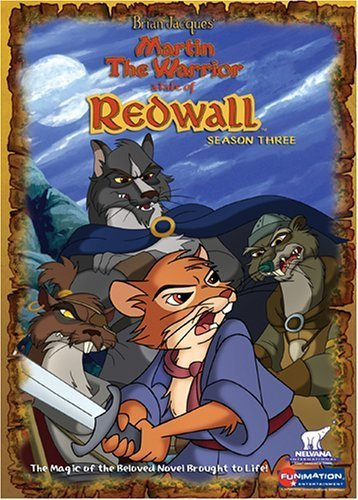 Redwall Season 3 123Movies