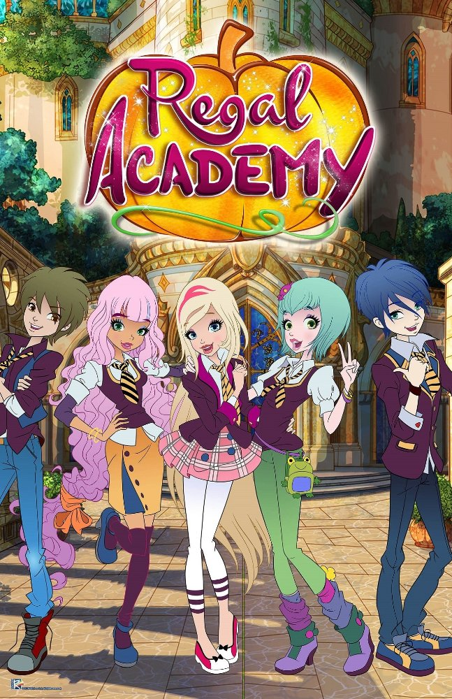 Regal Academy Season 2 123Movies