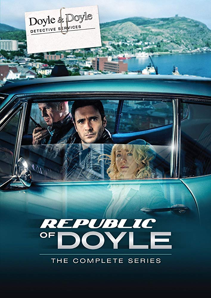 Republic of Doyle Season 5 123Movies