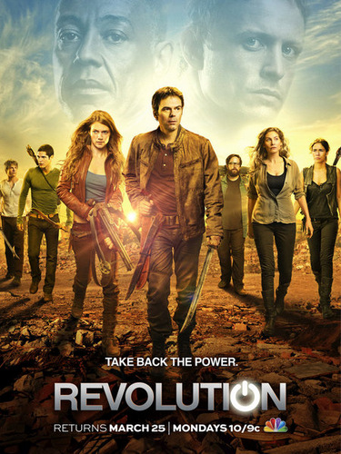 Revolution Season 2 123Movies