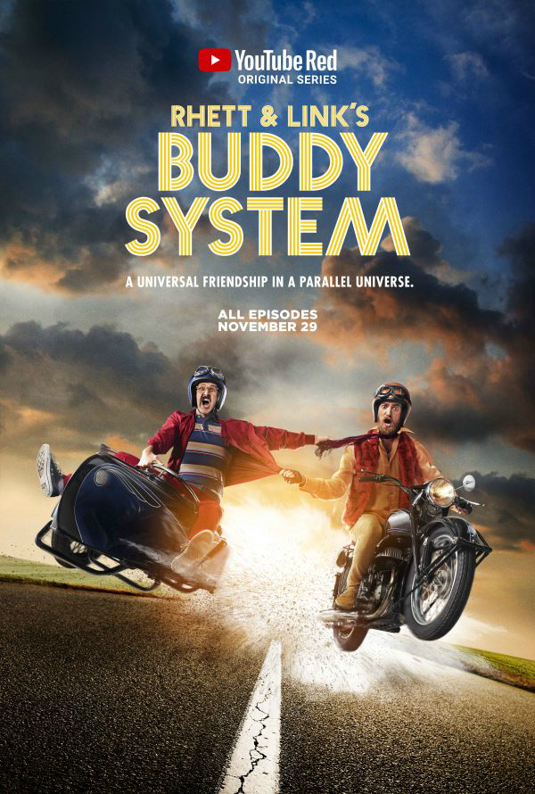 Rhett and Links Buddy System Season 2 123movies