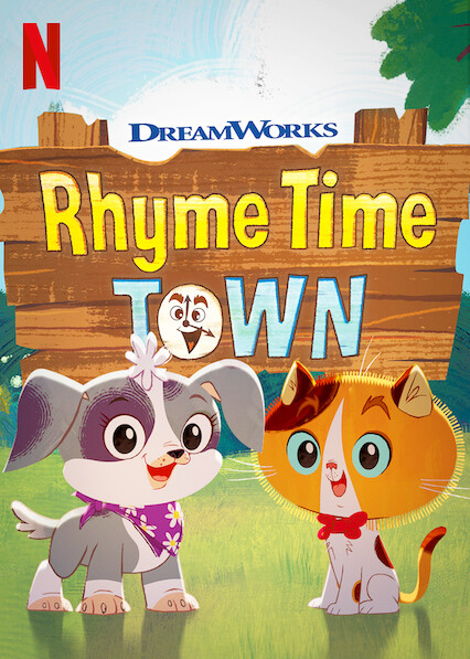 Watch Series Rhyme Time Town Season 1