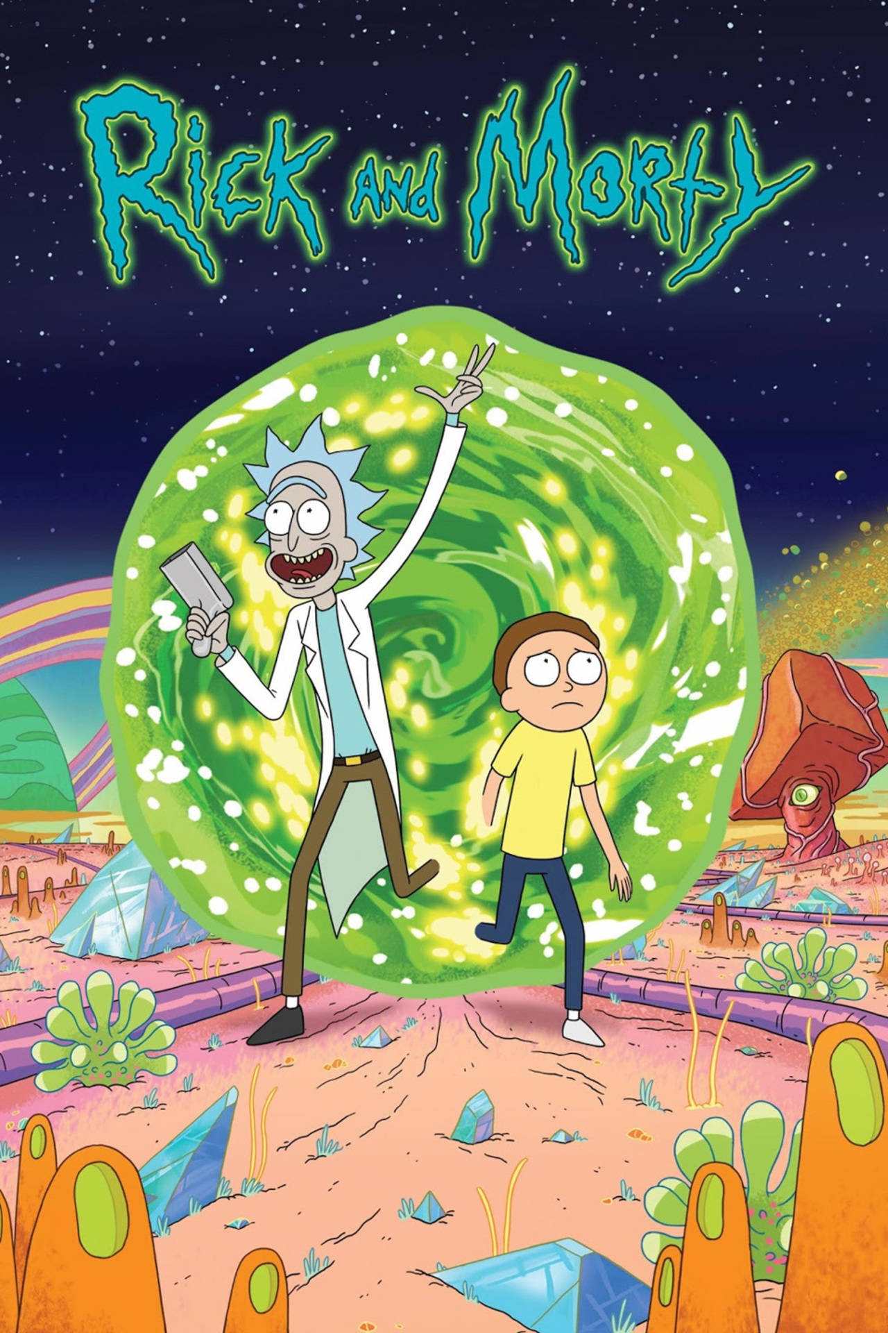 Rick and Morty Season 5 123Movies
