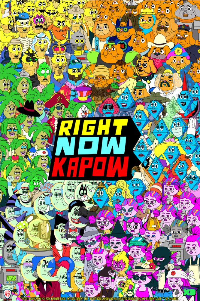 Right Now Kapow Season 1  123streams