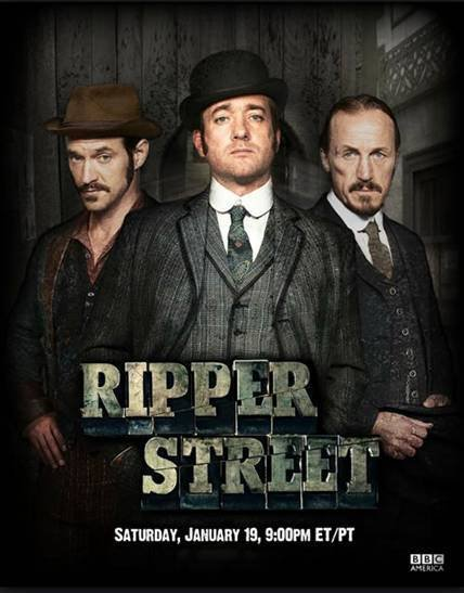 Ripper Street Season 2 Projectfreetv