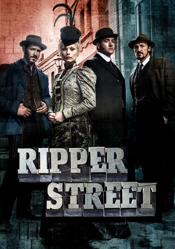 Ripper Street Season 3 123Movies