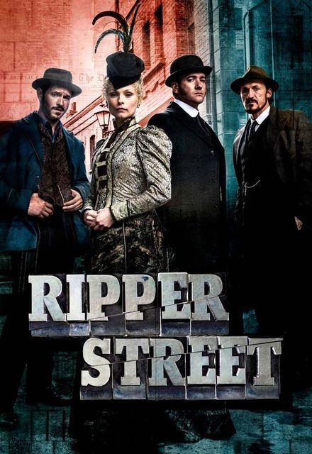 Ripper Street Season 4 123Movies