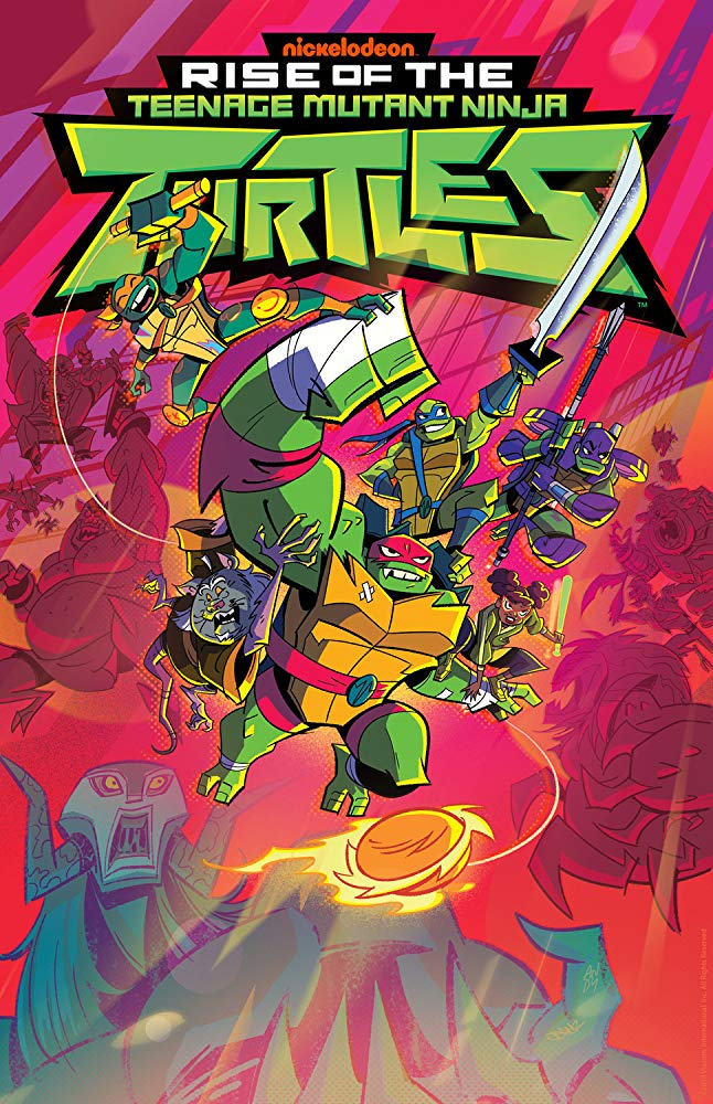 Rise of The Teenage Mutant Ninja Turtles Season 1 Projectfreetv