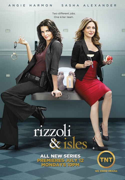 Rizzoli and Isles Season 1 123Movies