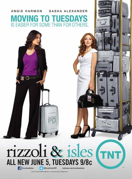 Rizzoli and Isles Season 3 123Movies