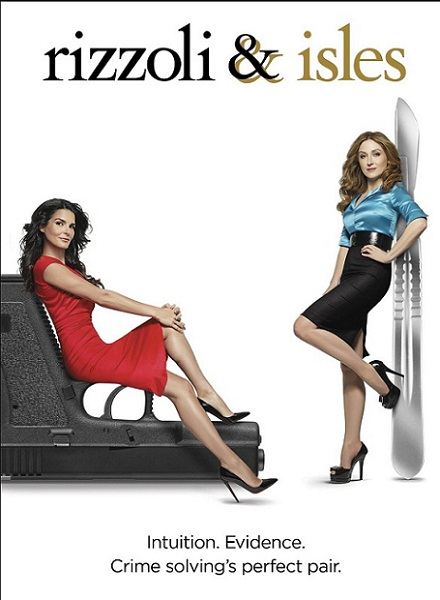 Rizzoli and Isles Season 5