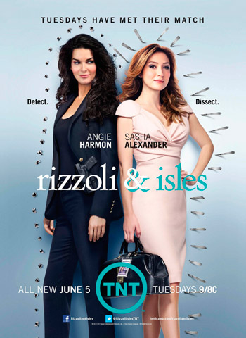 Rizzoli and Isles Season 7 solarmovie