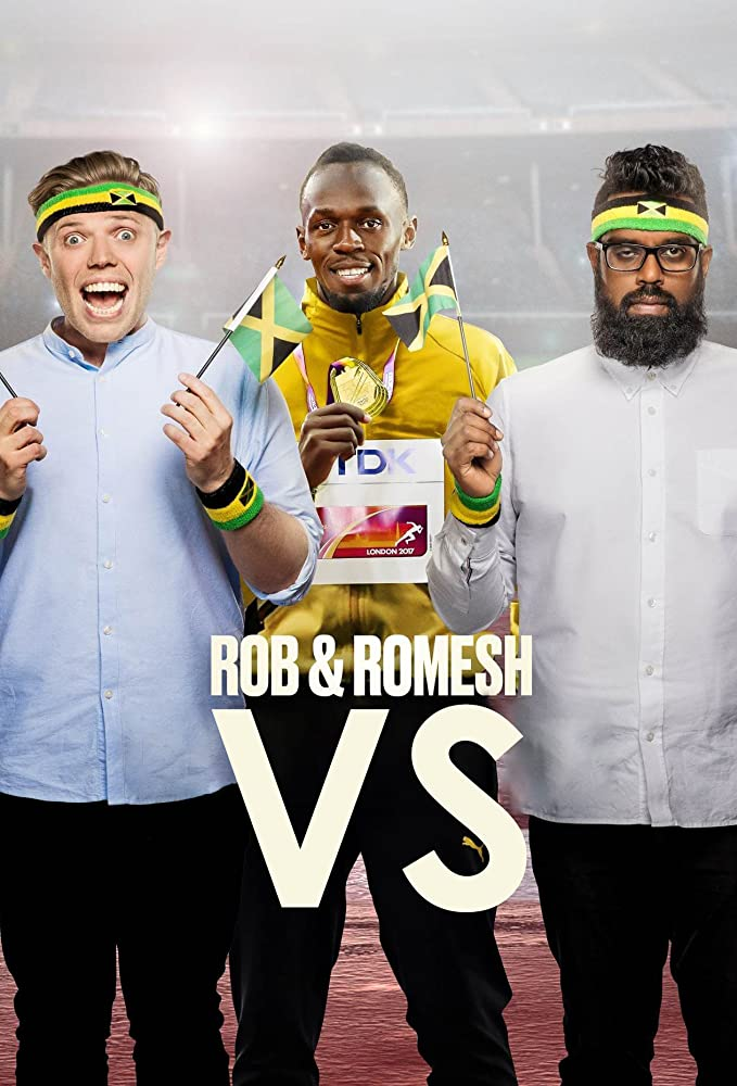 Rob & Romesh Vs Season 2 123Movies