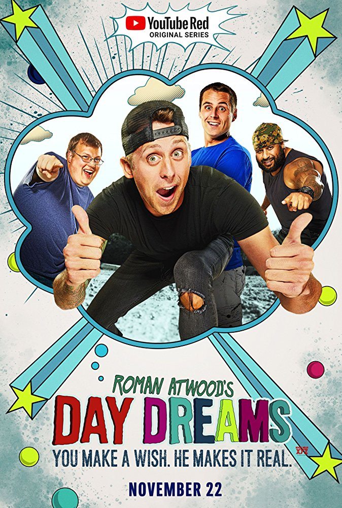 Roman Atwood's Day Dreams Season 1 MoziTime