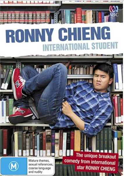 Ronny Chieng International Student Season 1  123Movies