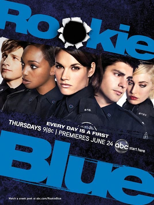 Rookie Blue Season 1 123Movies