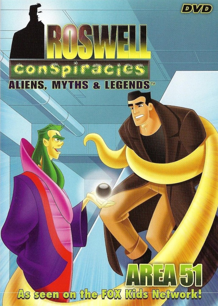 Roswell Conspiracies Aliens, Myths & Legends Season 1 123Movies