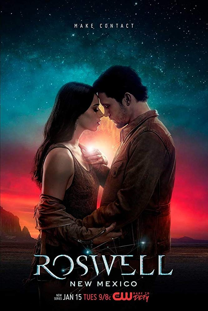 Watch Series Roswell, New Mexico Season 1