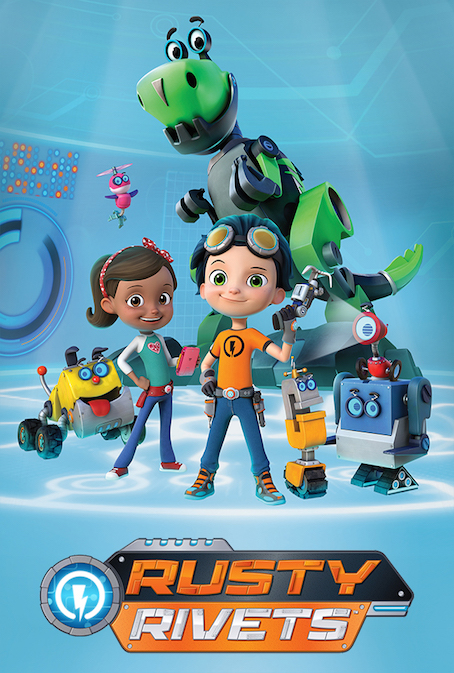 Rusty Rivets Season 1 123streams
