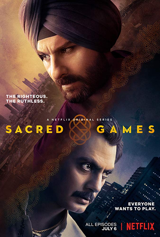 Watch Series Sacred Games Season 2