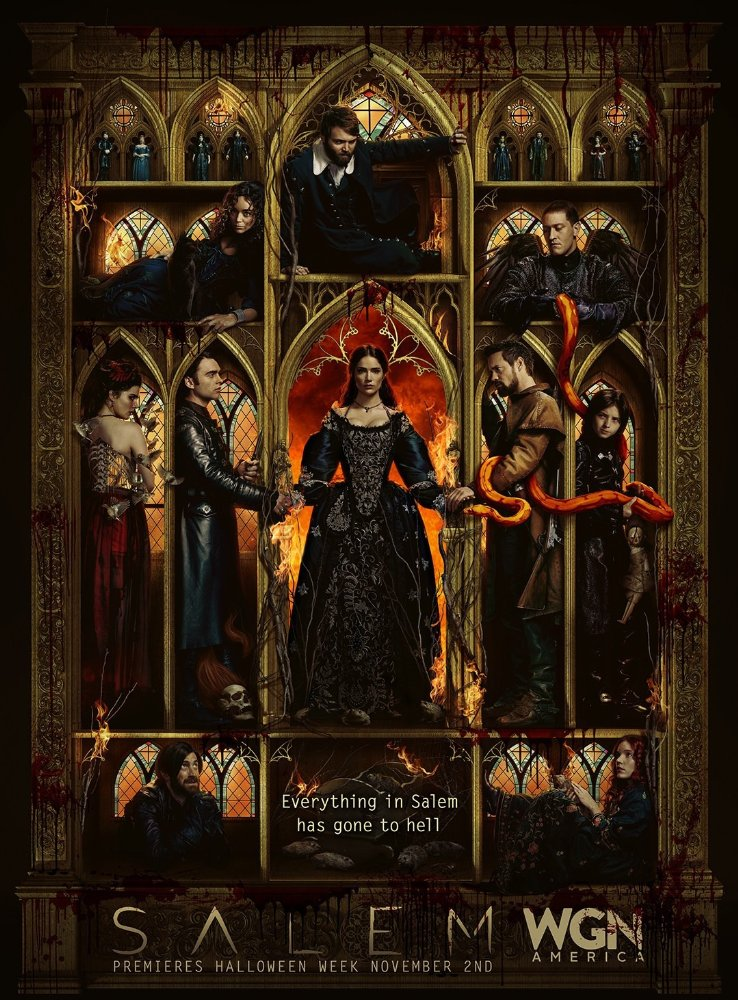 Salem Season 3 123streams