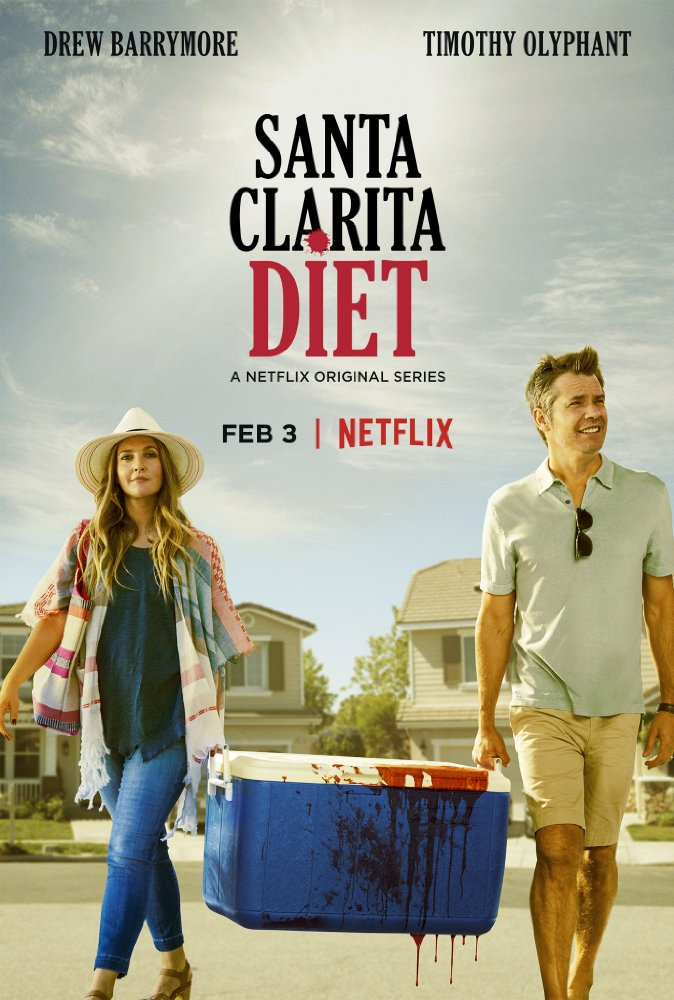 Watch Series Santa Clarita Diet Season 1