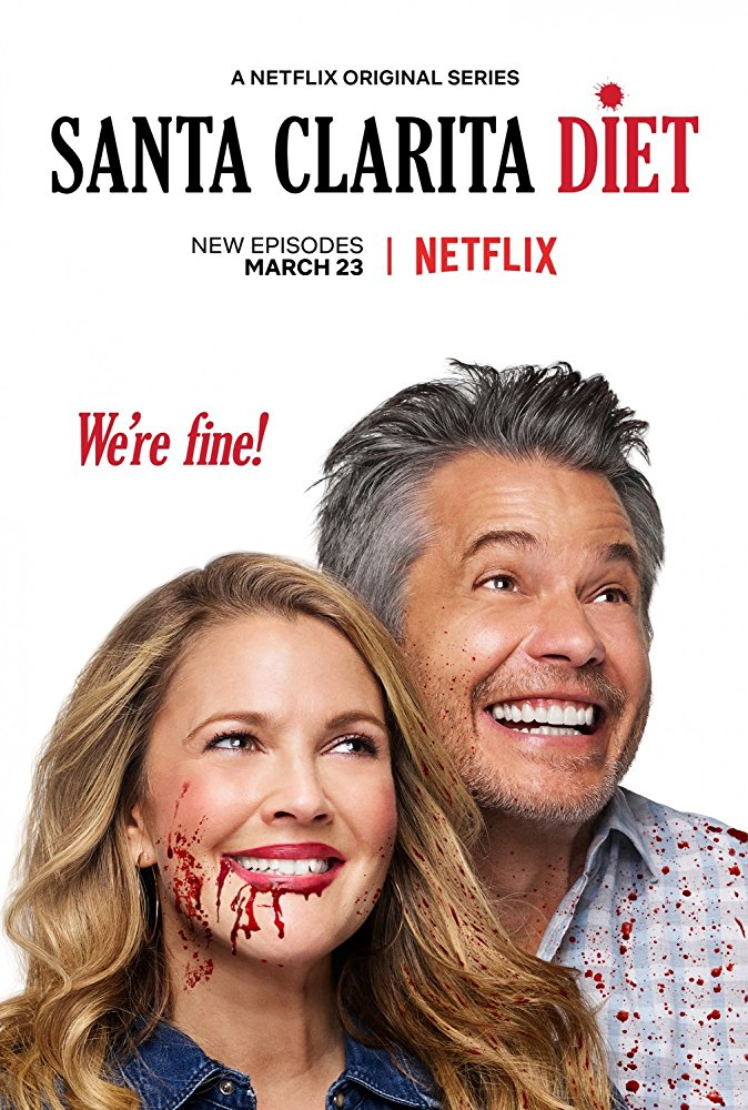HD Watch Series Santa Clarita Diet Season 2