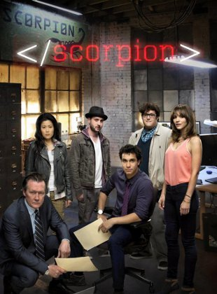 Scorpion Season 2 123Movies