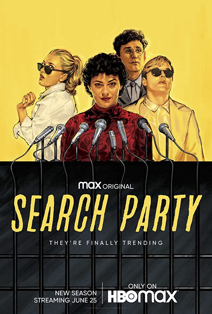 Watch Series Search Party Season 3