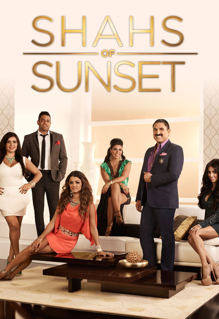 Shahs of Sunset Season 7 123streams