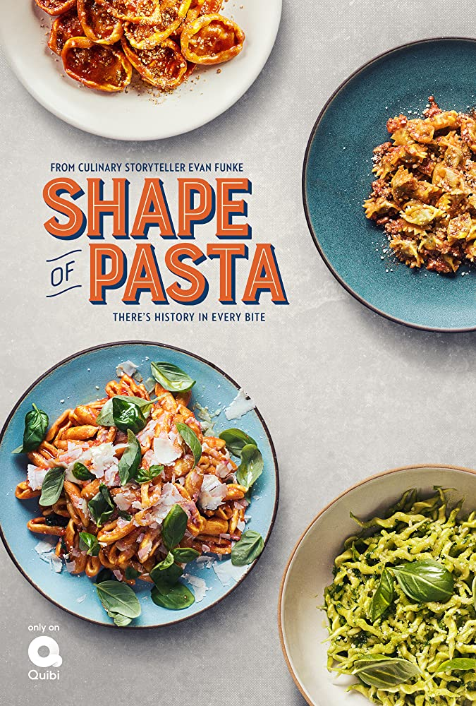 Shape of Pasta Season 1 123Movies