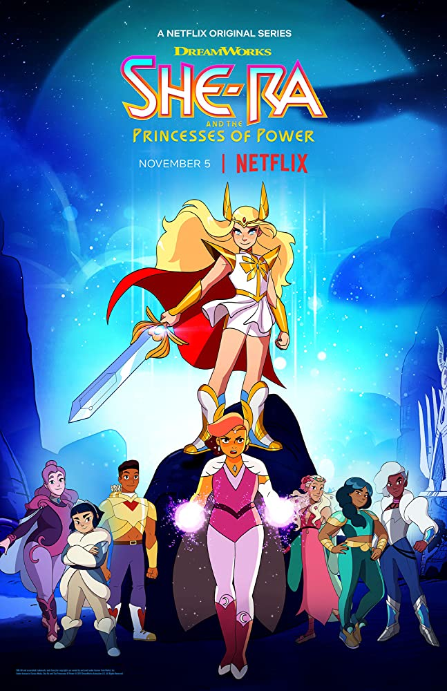 She-Ra and the Princesses of Power Season 4 123Movies