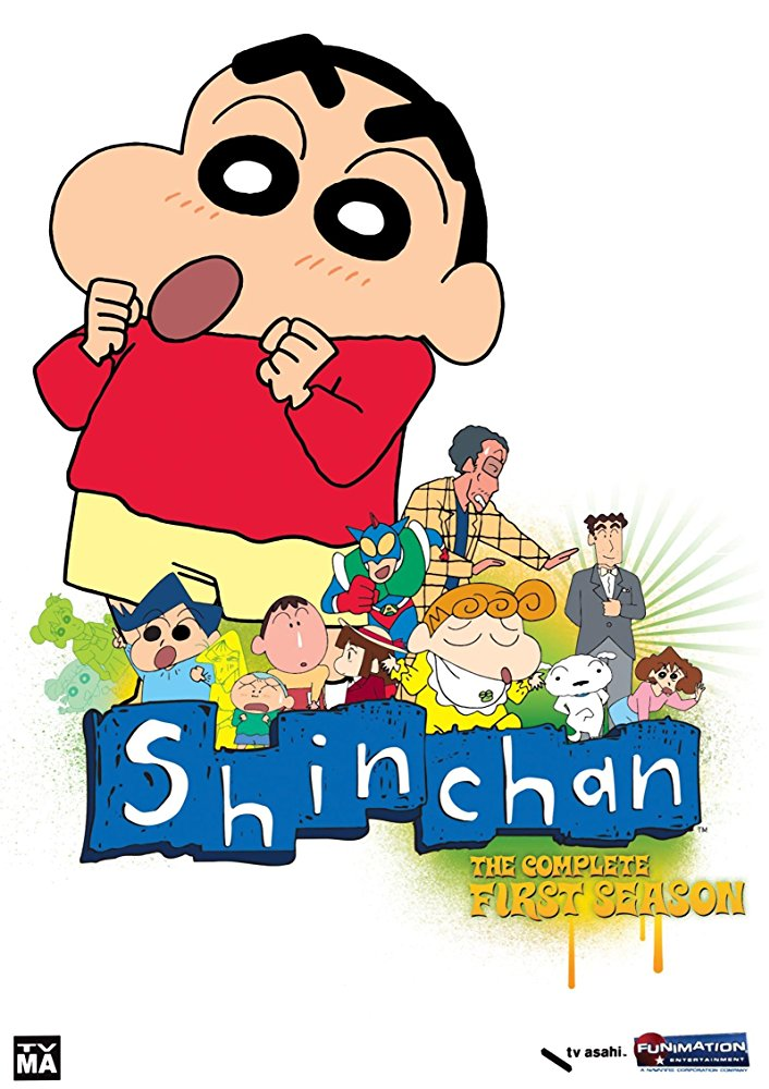 Watch Series Shin Chan Season 3
