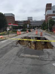 Watch Series Sinkholes Season 1
