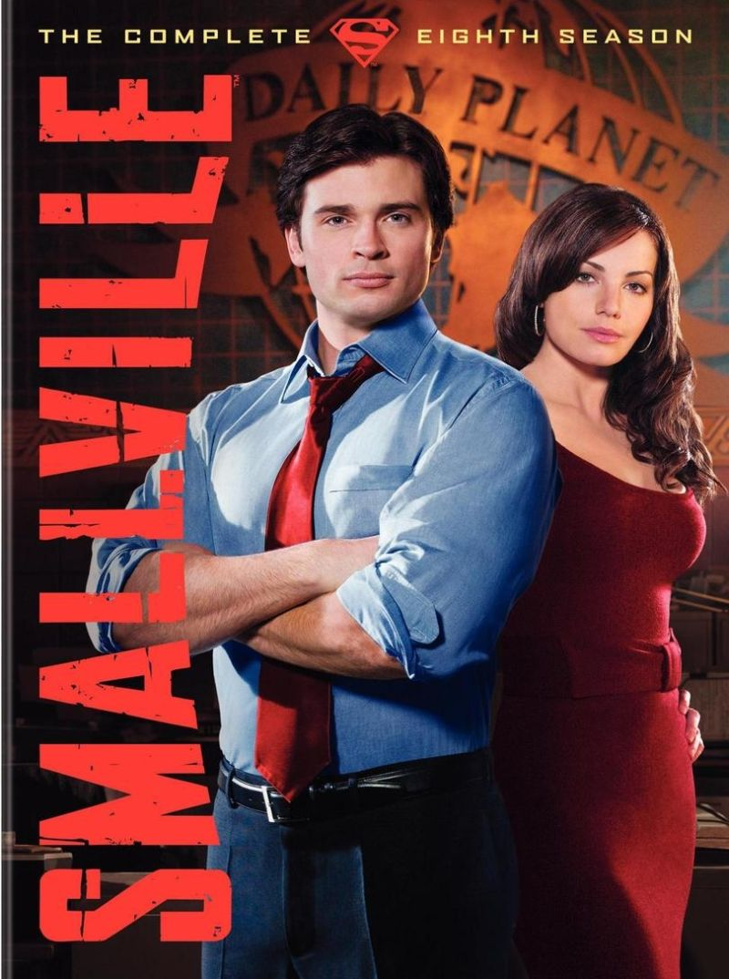 Watch Series Smallville Season 8