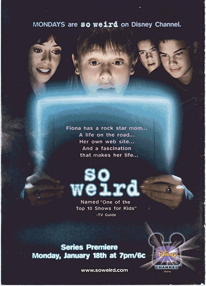 So Weird Season 3 funtvshow