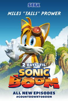 Sonic Boom Season 2 123streams