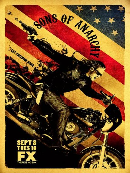 Watch Series Sons Of Anarchy Season 2