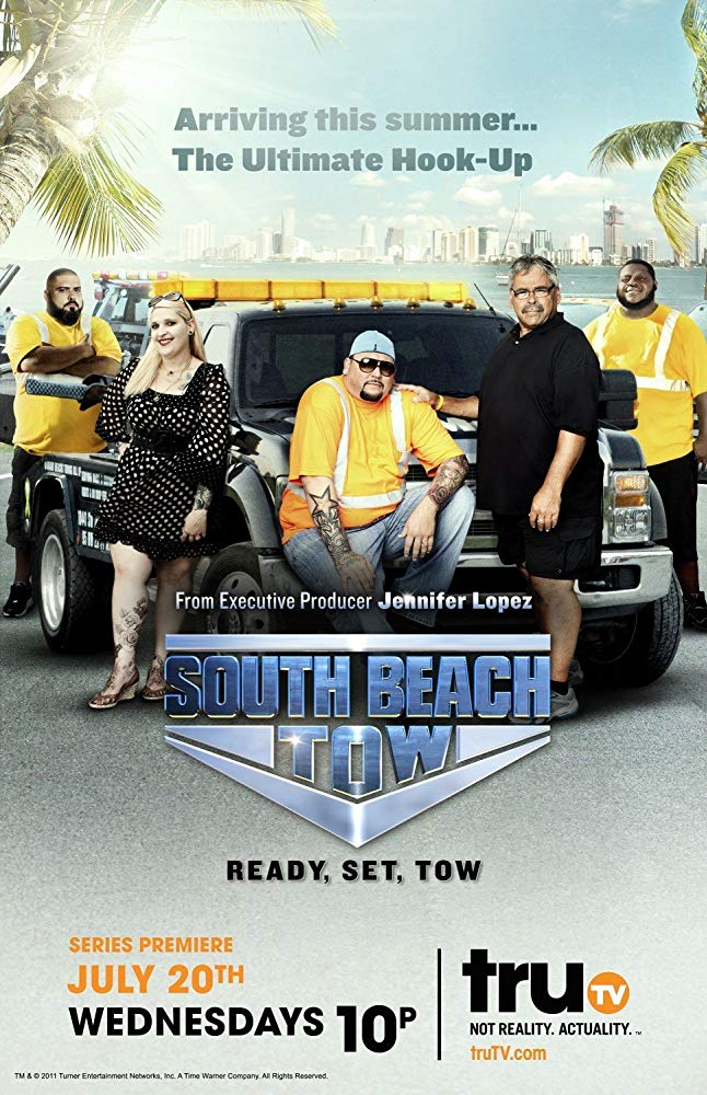 stream South Beach Tow Season 3