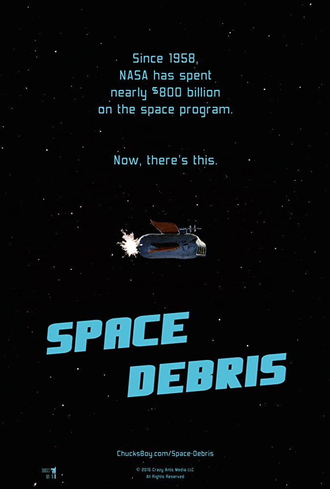 Space Debris Season 2 funtvshow