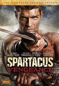 Spartacus Vengeance Season 2 123Movies
