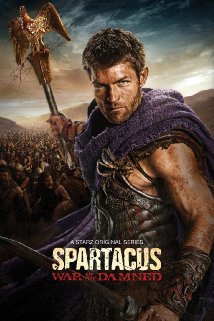 Spartacus War of the Damned Season 3 123streams