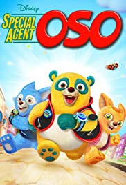 Special Agent Oso Season 1 123Movies