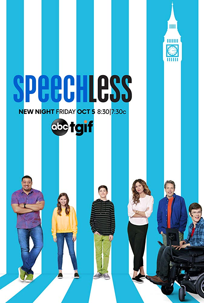 Speechless Season 3 123Movies